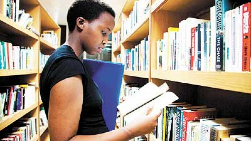 A self directed students knows the importance of the library/Education Times/File photo