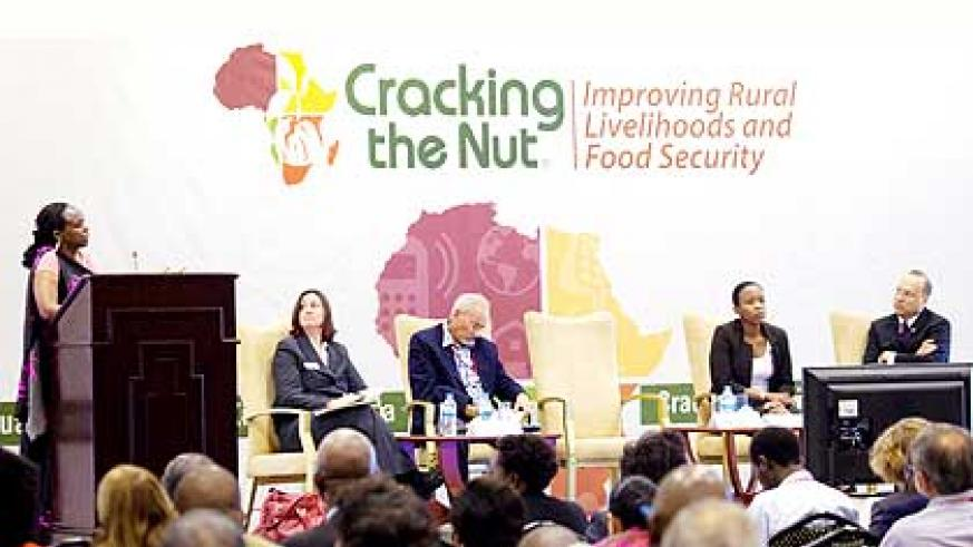 Govt partners private sector on agriculture | The New Times