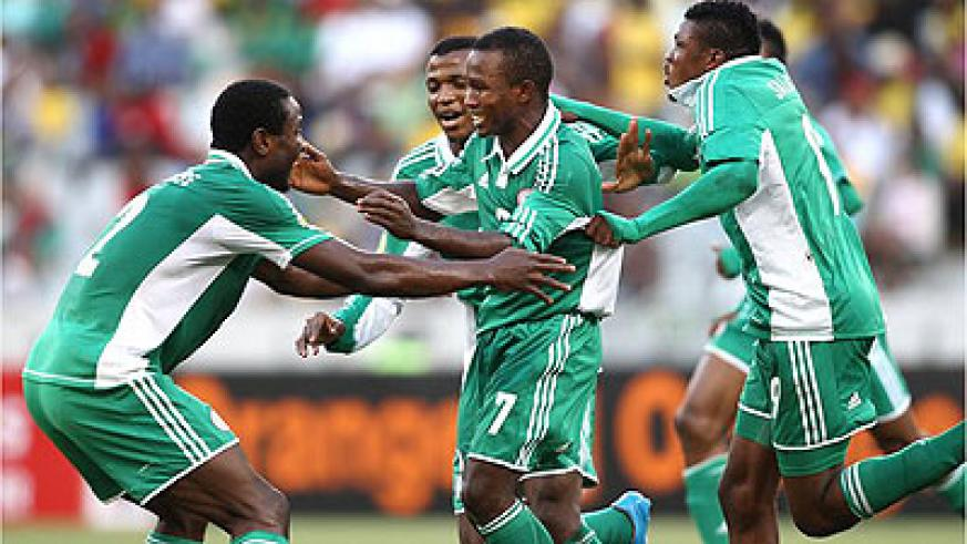 Nigeria face Morocco in Cape Town in Saturday's first quarterfinal. Net photo