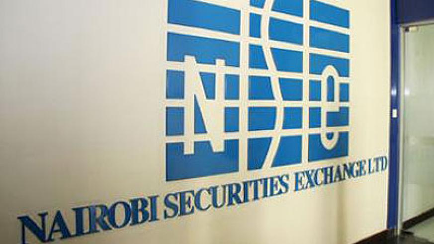 Banks have driven business at the NSE. Net photo