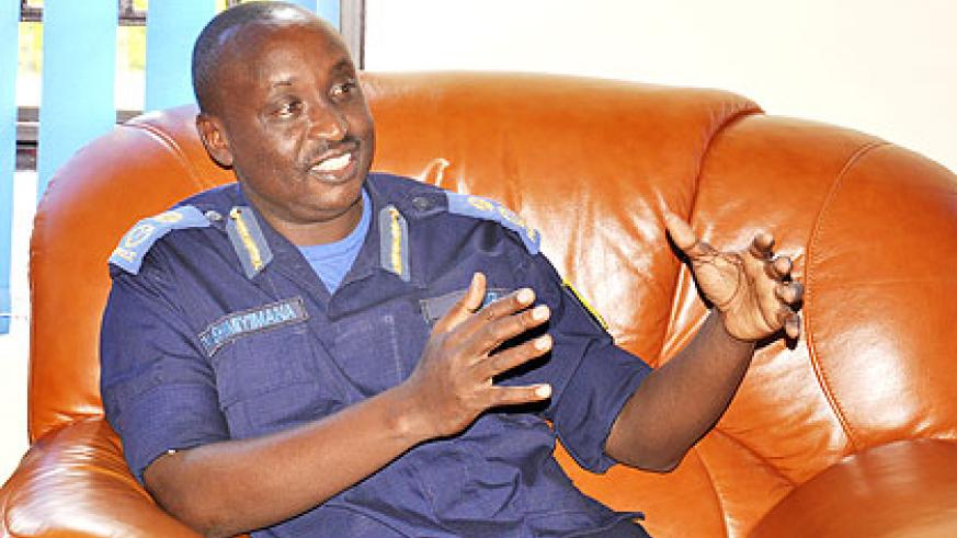 Nshimiyimana plans to bring reforms in the security sector, civilian protection in Ivory Coast. The New Times/ Courtesy.