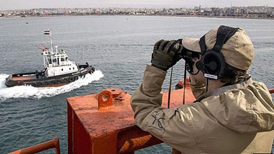 Norway and Denmark are providing transport to take the weapons from the port of Latakia. Net photo.