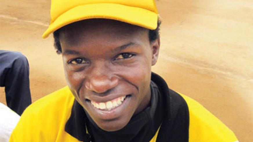 André Kayitera played an impressive role for Victory cricket club.
