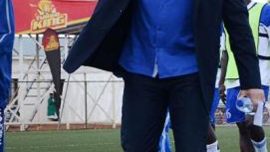 Luc Eymael says he is happy at Rayon Sports but a quick return to his former club AFC Leopards in Kenya would appeal to him. Samuel Ngendahimana