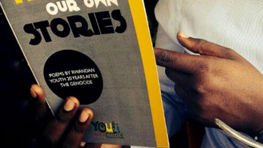 Youth Literacy Organisation has released an anthology on themes of Genocide commemoration and remembrance. Patrick Buchana.