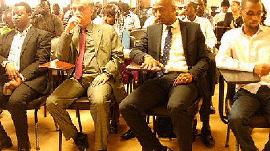 The commemoration event, attracted Rwandans and friends of Rwanda. Courtesy.