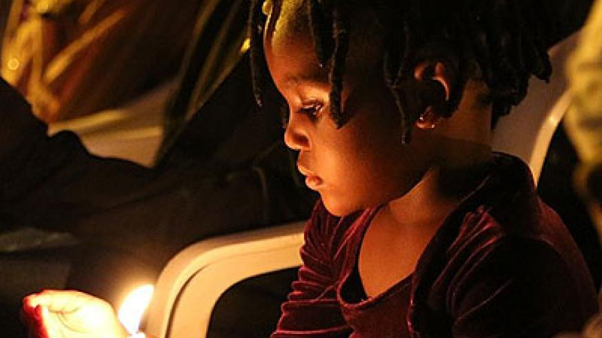 A young girl keeps vigil for the victims of the 1994 Genocide against the Tutsi. Both the people of Rwanda and the Jews have suffered some of the worst atrocities the world has eve....