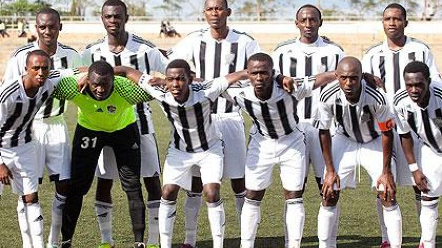 APR FC will be crowned league champions next week if they win their final round match against Musanze. (Timothy Kisambira)