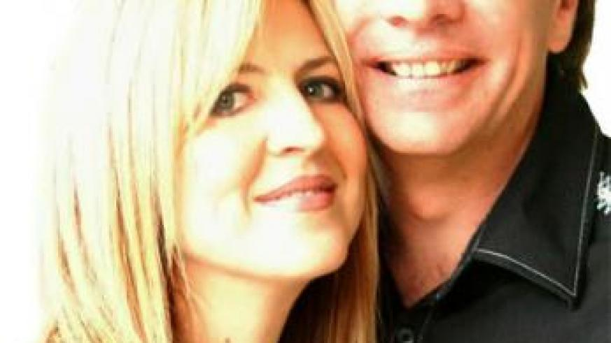 Mark Zschech's wife Darlene Zschech (pictured here) didn't participate in the Walk due to health issues. Net photo.