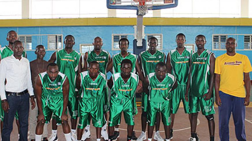 Reigning champions Espoir BBC have started preparations for next month's regional club tourney. Courtesy.
