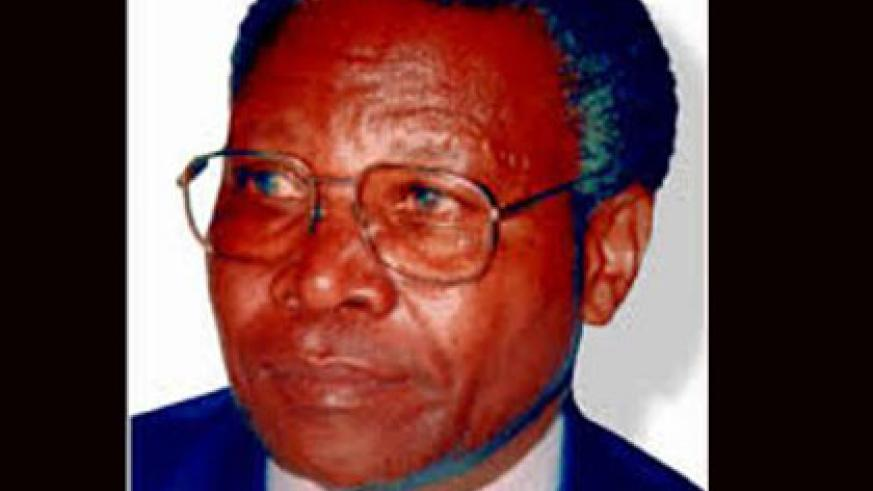 FUGITIVE: Felicien Kabuga, the alleged chief financier of the Genocide. Net photo.