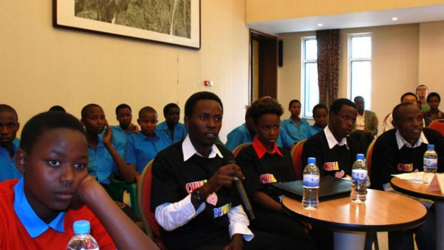 The participants listen attentively during the quiz session. (Courtesy)