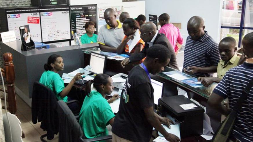 Swift service: Officials say some considerable progress in service delivery has been made in the past 14 months. (File)