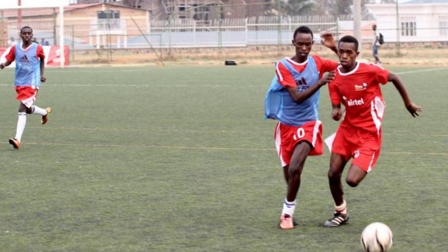 This year's Airtel Rising Stars youth championships reaches the finals in both genders next weekend. (Courtesy)