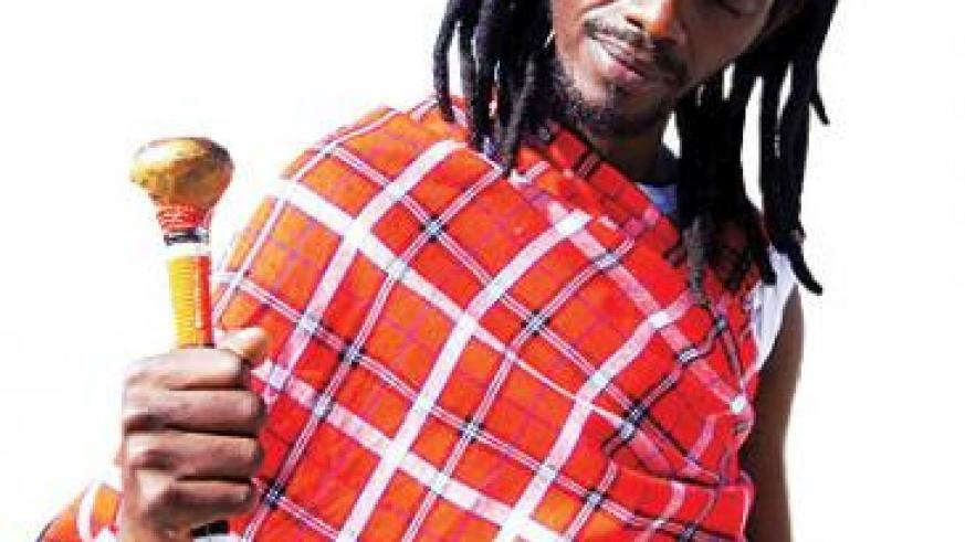 Through his charity work, dancehall artiste No. 1 Suspect Badman encourages people to be the change they want to see in the world. Courtesy photo