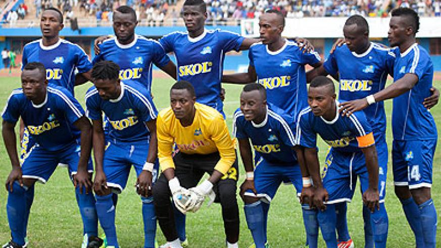Rayon Sports are one of the three local teams vying for this year's Cecafa Kagame Cup title. Timothy Kisambira