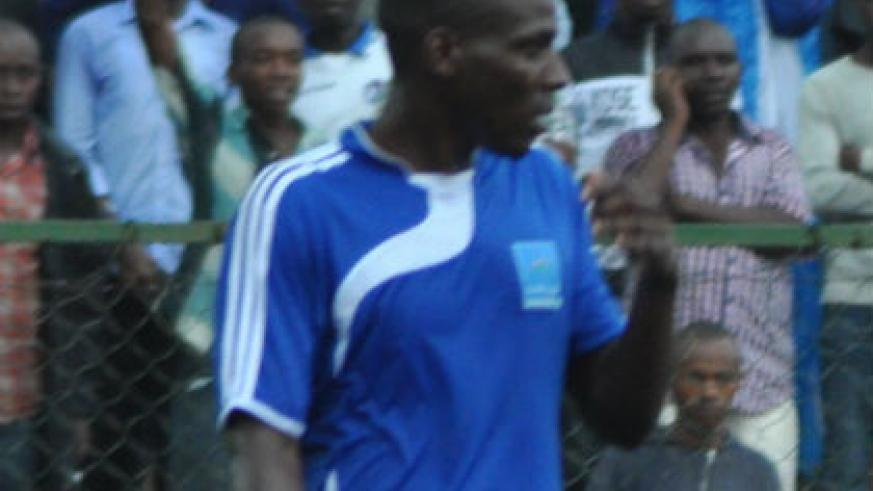 Iddi Nshimimana has been released by Rayon Sports. (File photo)