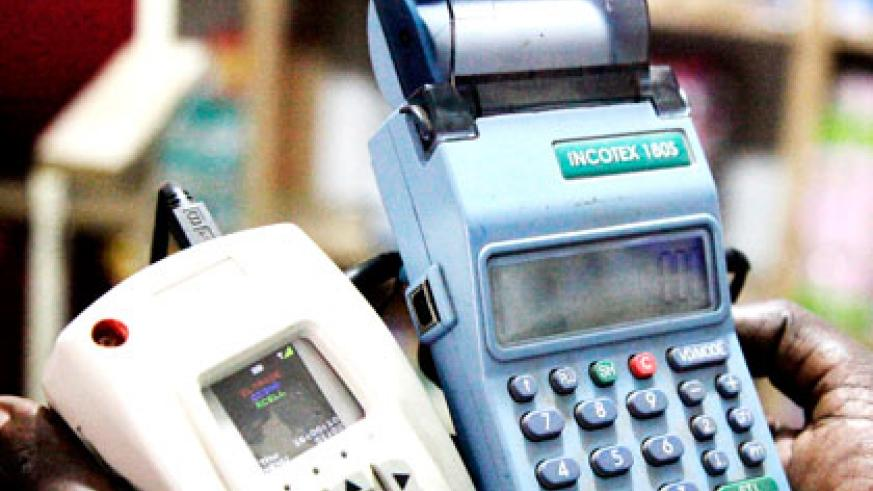 Some tax payers are reluctant to embrace e-billing machines, which has affected RRA's efforts to improve tax administration  and boost efficiency.