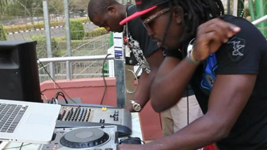DJ Africano will be on the decks during the +250 Heineken House Party. (Courtesy)