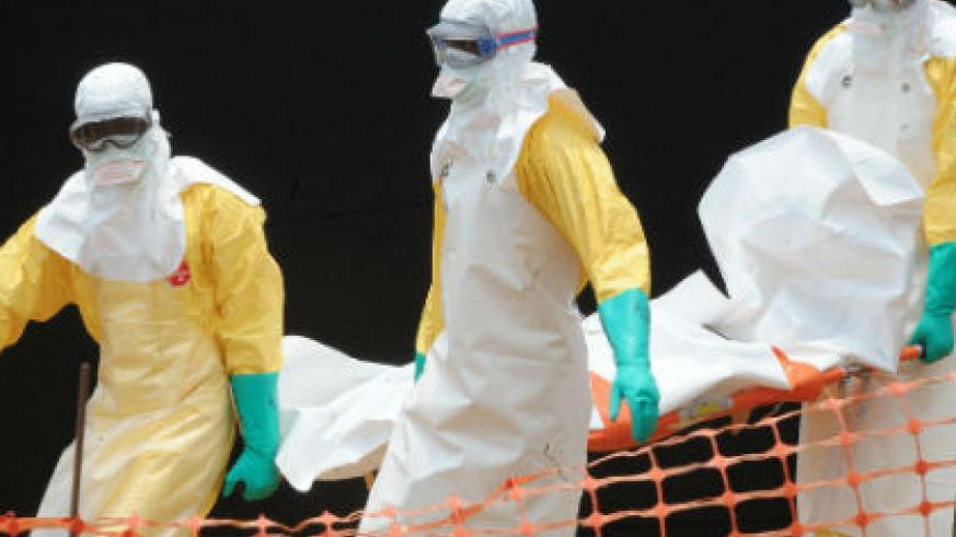 Tests on two people have confirmed Ebola in DR Congo, where 13 have already died. (Internet photo)