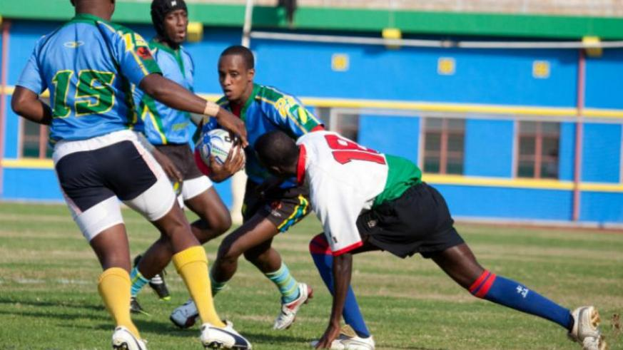 Silverbacks will skip this year's Safaricom 7s tournament due to finacial constraints. (Timothy Kisambira)