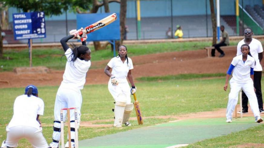 Rwanda Cricket Association have done a commendable job in making sure the girls are not left behind in their development plans. (Courtesy photo)