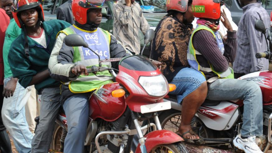RURA has announced new guidelines regulating taxi moto businesses. J. Mbana