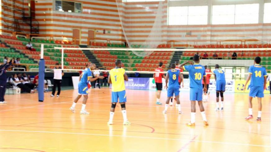 The National U-23 team put in an incredible performance to beat Libya 3 sets to nil. (Peter Kamasa)