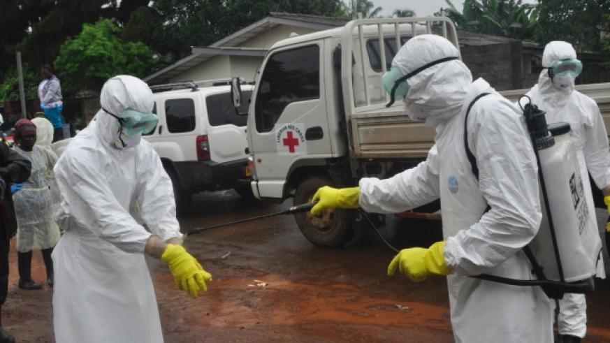The MSF hopes to begin testing three experimental Ebola treatments in December. Internet