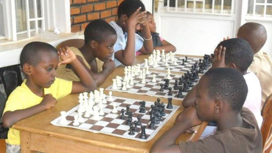 Chess is a rapidly growing game in the country with more children showing enthusiasm to play it.