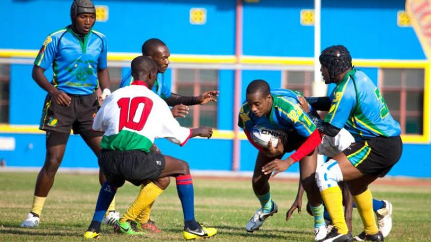 Silverbacks last played a competitive game against Burundi in the CAR tournament early this year. (File Photo)