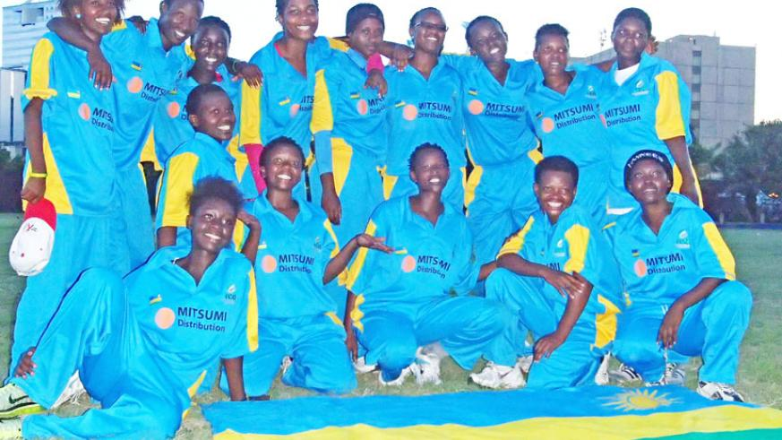 Rwanda U19 Girls' team has managed one win in four games at the ongoing regional tournament in Dar es Salaam. (File photo)