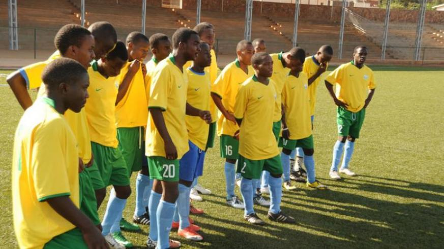 The U-17 team that took part in the 2011 U-17 world cup. More youth talent is expected to be unearthed in the youth leagues that start next year. (File)