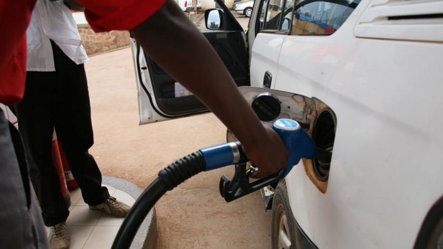 Cheaper oil imports will gradually result into lower fuel prices at the pump. (File)