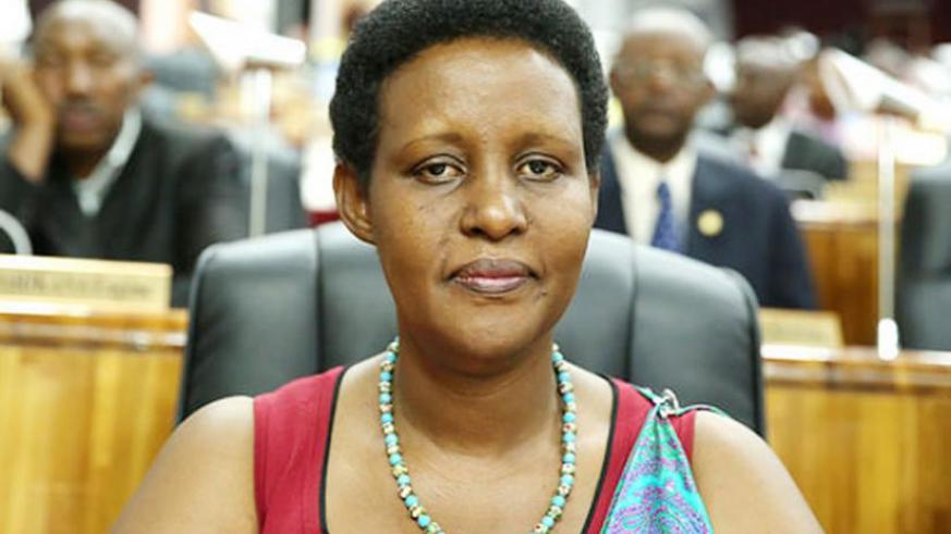 Oda Gasinzigwa, Minister for Gender and Family Promotion