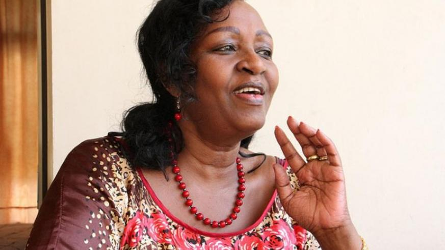 Cécile Kayirebwa to headline the East African Party concert on New Year's Day. (Courtesy photos)