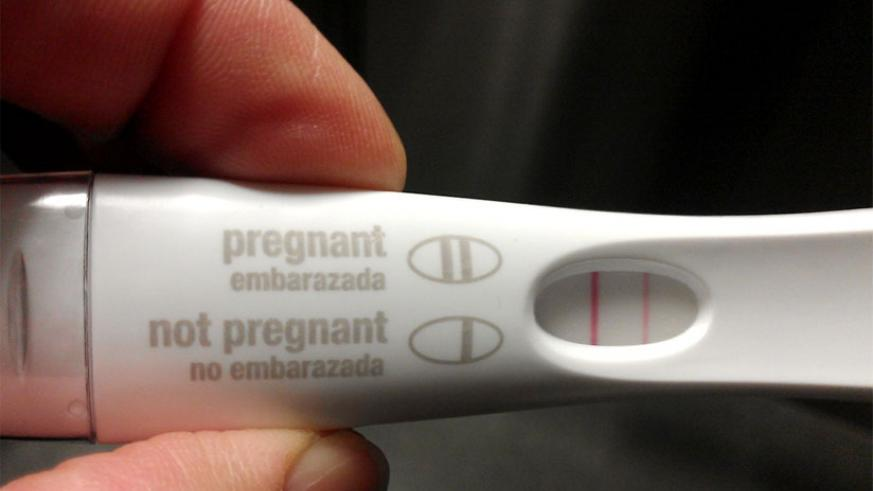 Pregnancy test device found useful in testing testicular cancer in