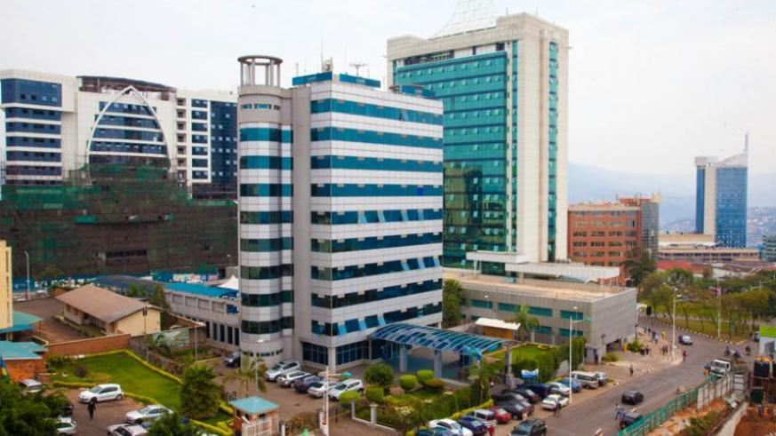 A view of downtown Kigali. (File)