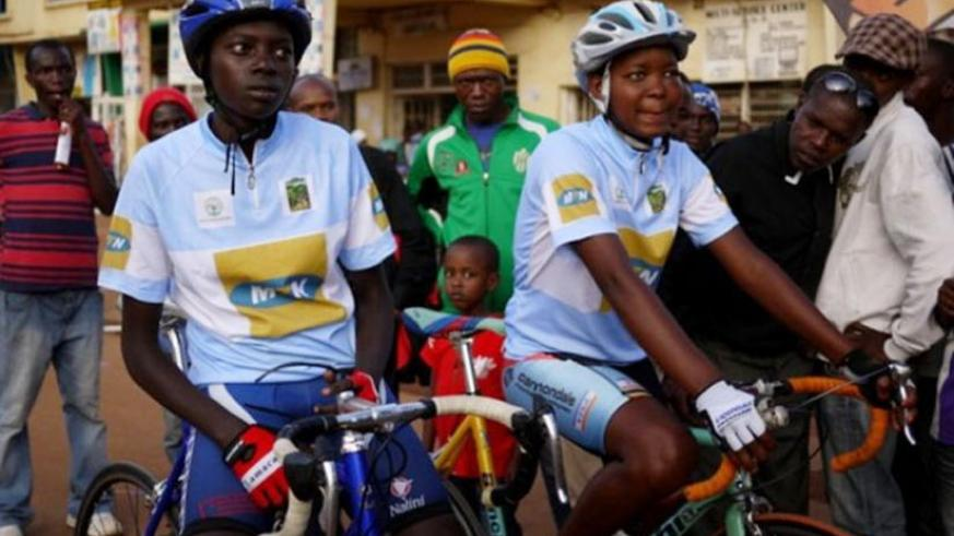 Jeanne d'Arc Girubuntu (L) is the reigning national women's champion. (File)