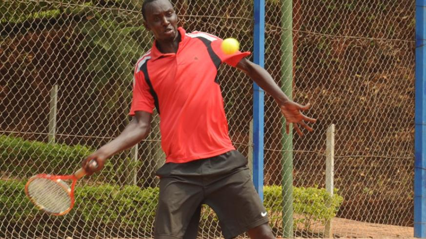 Jean-Claude Gasigwa passed away Thursday morning while jogging at Cercle Sportif de Kigali. (File photo)