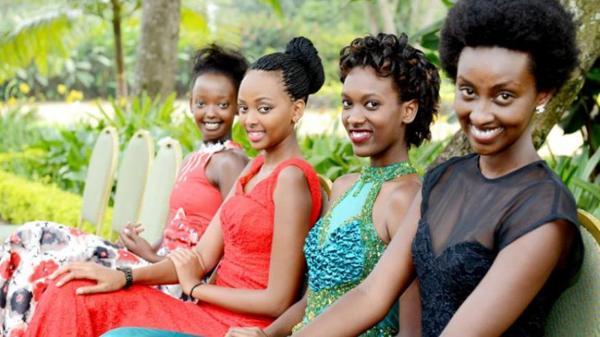Six years of on-and-off Miss Rwanda beauty pageant   The New