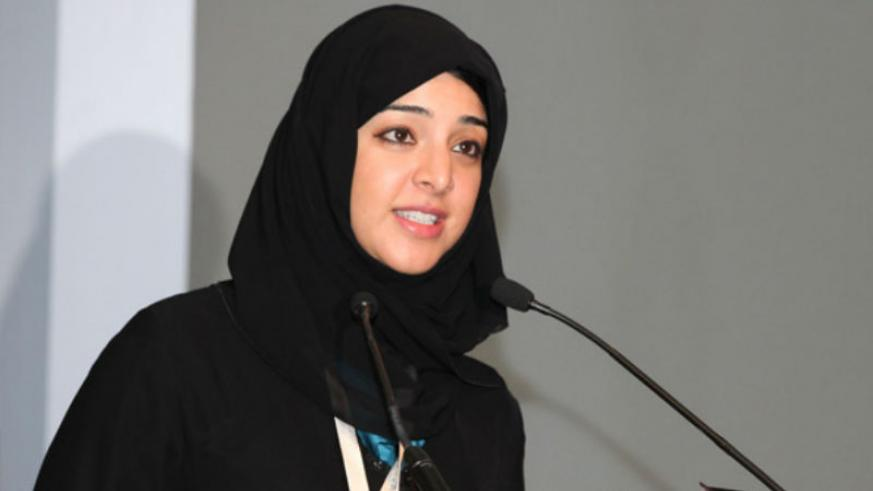 Reem Ebrahim Al Hashimi, Minister of State in the Cabinet of the United Arab Emirates, is expected today.