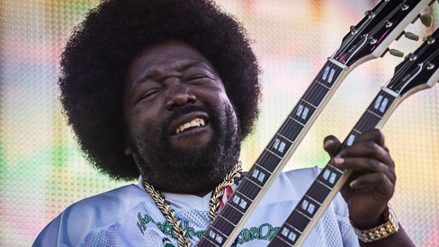 Afroman blamed 'outside uncontrolled forces'. (Internet photo)