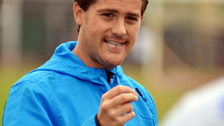 Johnny  McKinstry's first assignment will be to prepare the Amavubi for the friendly game against Zambia. (Net photo)