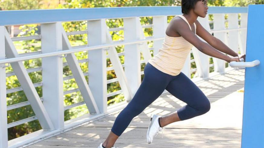 Doing exercises is a safe way to lose weight