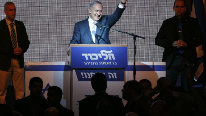 Prime Minister Benjamin Netanyahu has won a clear victory in Israel's Parliamentary elections.
