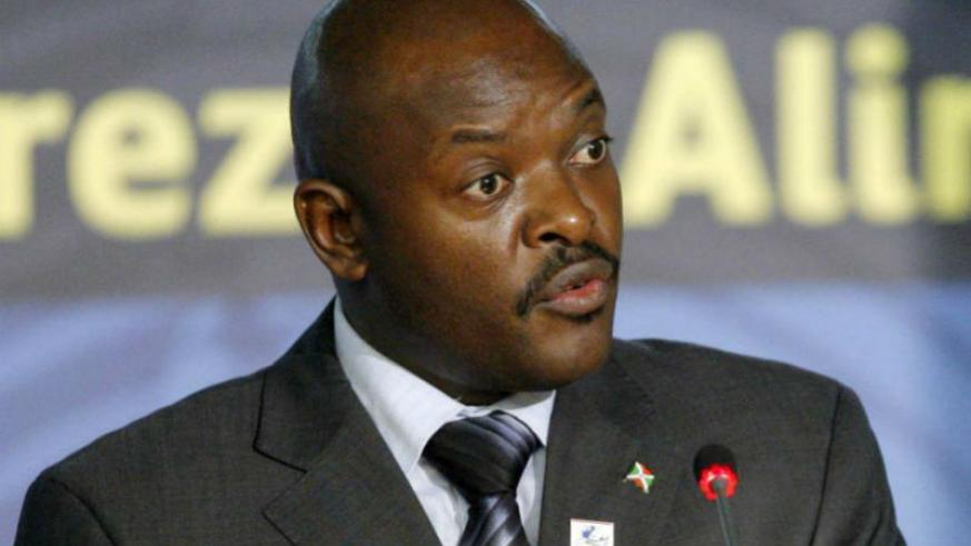Burundian president, Pierre Nkurunziza has urged the Eala to increase it's collaboration with regional parliaments.