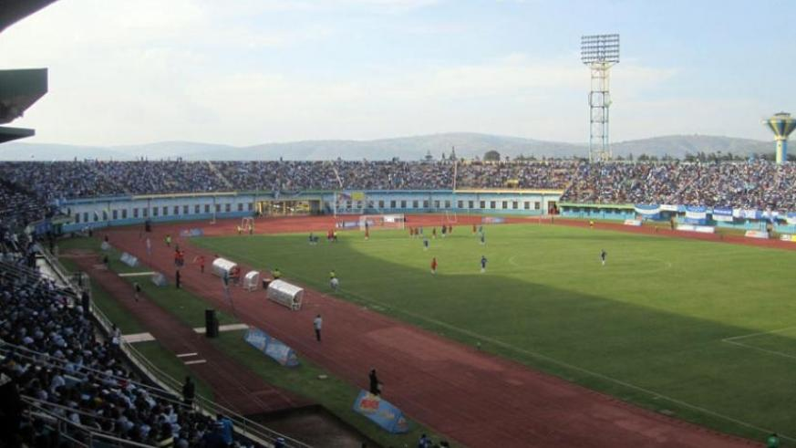 Amahoro Stadium is one of the stadiums that will get a face-lift as Rwanda gears up to host 2016 Chan championship. (Net photo)