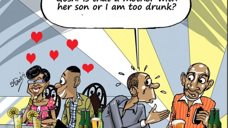 Dating: When old women fall in love with boys | The New Times | Rwanda