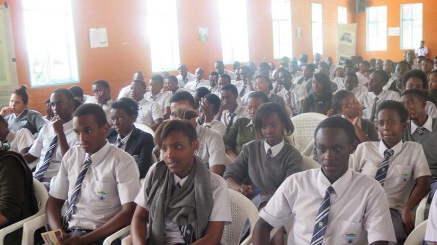 Students of Riviera High School at assembly. It is possible to balance academics and leadership roles if one plans well
